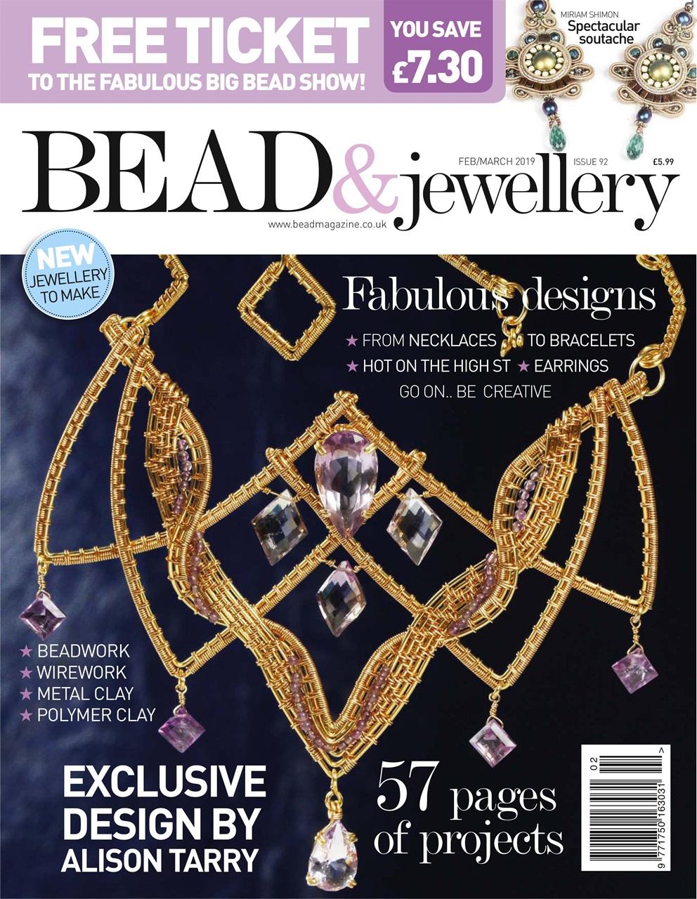cb903812ea189 Bead & Jewellery magazine