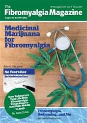 Fibromyalgia Magazine Magazine Cover