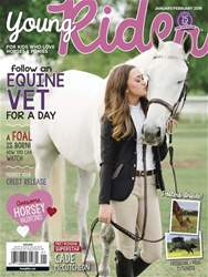 Young Rider Magazine Cover
