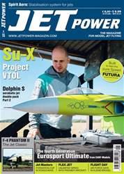 Jetpower Magazine Cover
