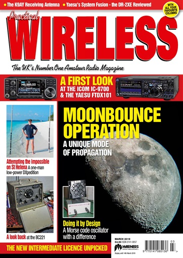 Practical Wireless Preview