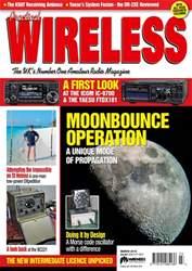 Practical Wireless Magazine Cover