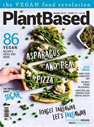 PlantBased Magazine Cover