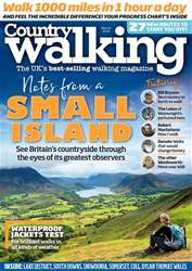 Country Walking Magazine Cover