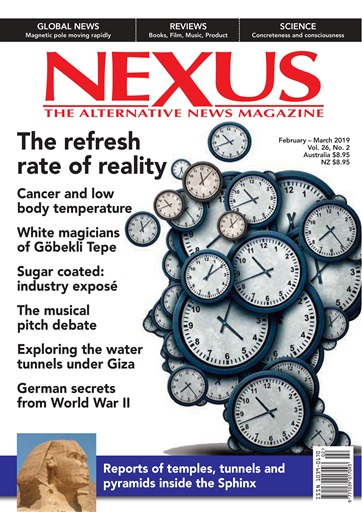 Nexus Magazine Preview