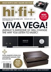 Hi-Fi+ Magazine Cover