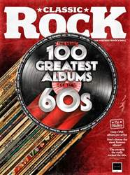 Classic Rock Magazine Cover