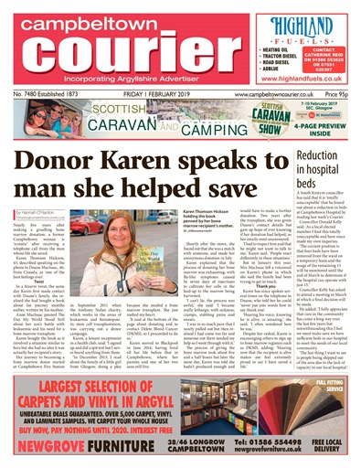 Campbeltown Courier Digital Issue
