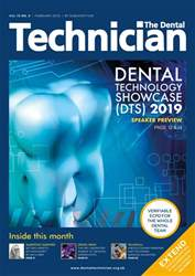 The Dental Technician Magazine Magazine Cover