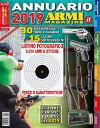 ARMI MAGAZINE Magazine Cover