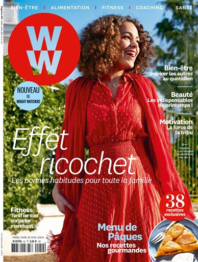 WW Magazine France Preview