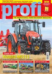 Profi International Magazine Cover
