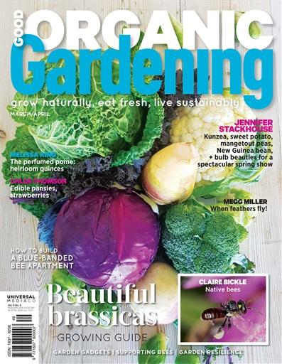 Good Organic Gardening Preview
