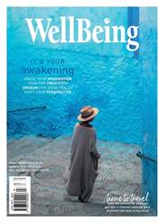 WellBeing Magazine Cover