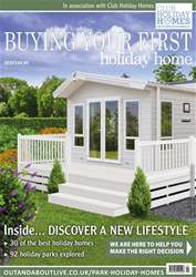 Buying Your First Holiday Home Magazine Cover