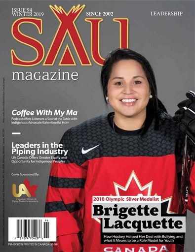 Say Magazine - The Largest Indigenous Magazine Preview