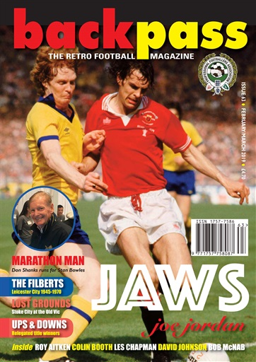 Backpass Magazine Preview
