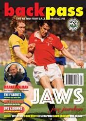 Backpass Magazine Magazine Cover