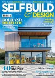 SelfBuild & Design Magazine Cover