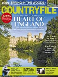 BBC Countryfile Magazine Magazine Cover