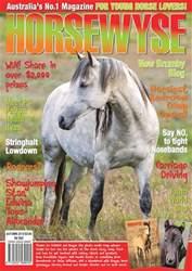 HorseWyse Magazine Magazine Cover