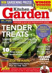 Kitchen Garden Magazine Magazine Cover