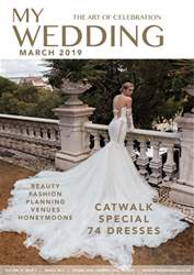 My Wedding Magazine Cover