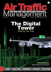 Air Traffic Management Magazine Cover