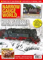 Narrow Gauge World Magazine Cover