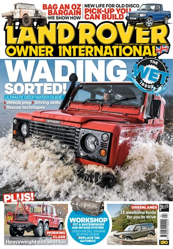 Land Rover Owner Digital Issue