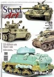 Steel Art Magazine Cover