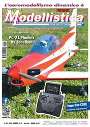 Modellistica International Magazine Cover