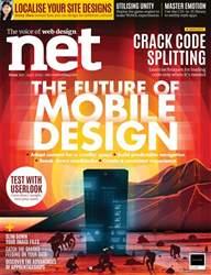 net Magazine Cover