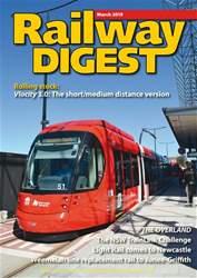 Railway Digest Magazine Cover