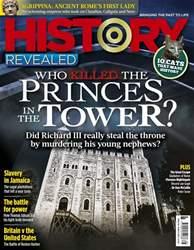 History Revealed Magazine Cover