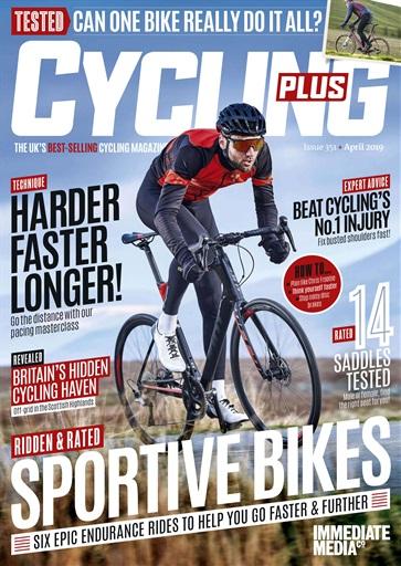 1e8645973 Cycling Plus Magazine - April 2019 Subscriptions
