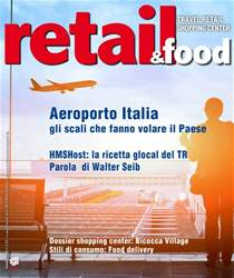Retail&food Magazine Cover