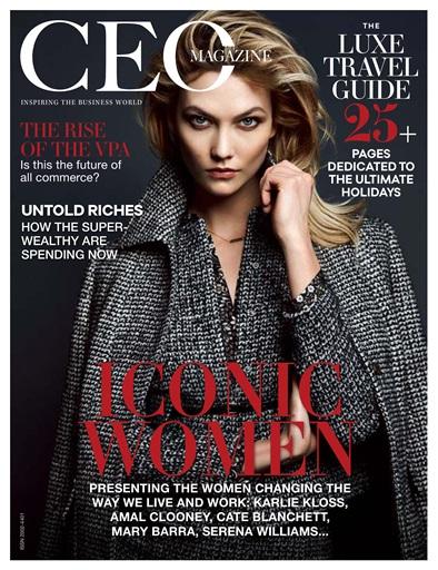 The CEO Magazine EMEA Preview