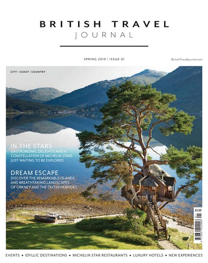 British Travel Journal Preview