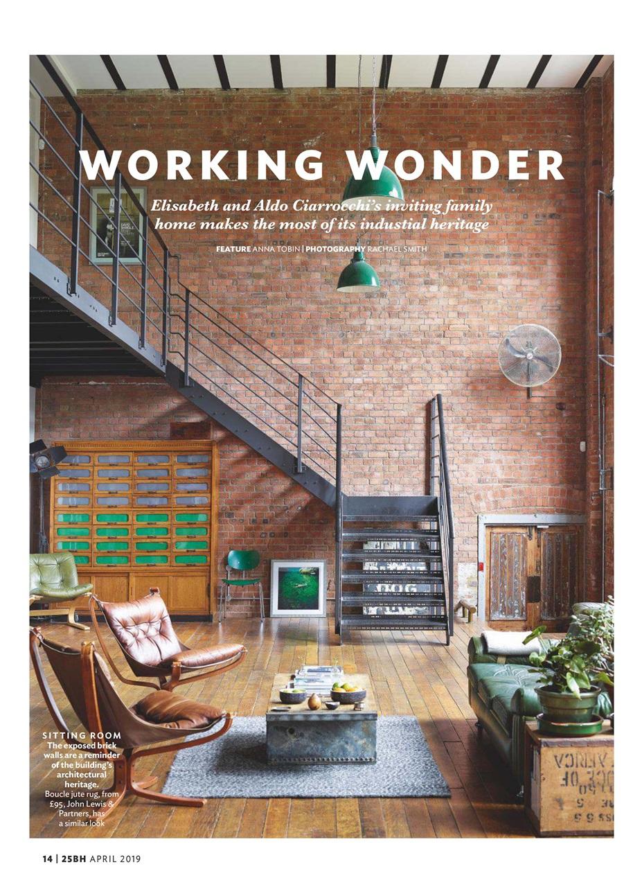 25 Beautiful Homes Kitchens: 25 Beautiful Homes Magazine