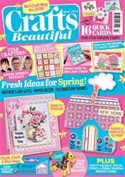 Crafts Beautiful Magazine Cover