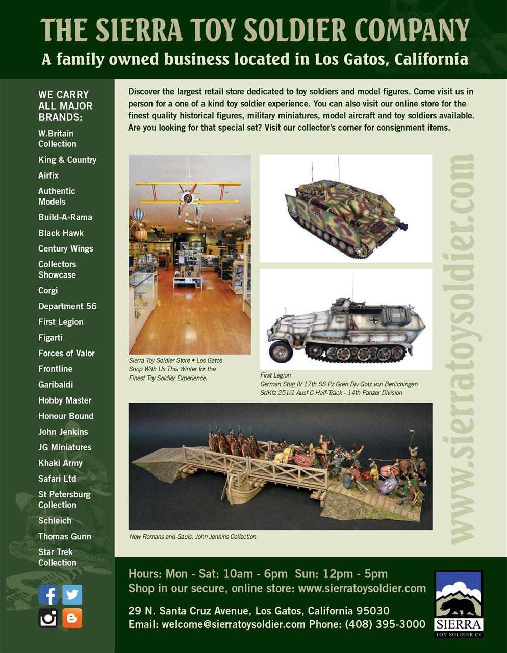 Toy Soldier & Model Figure magazine