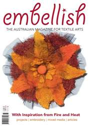 Embellish Magazine Cover