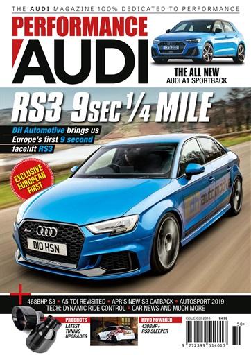 Performance Audi Magazine Preview