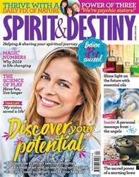 Spirit & Destiny Magazine Cover