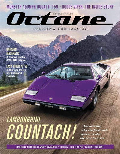 Octane Magazine April 2019 Subscriptions Pocketmags