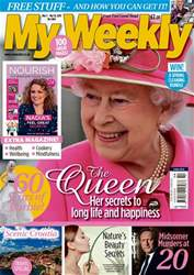 My Weekly Magazine Cover