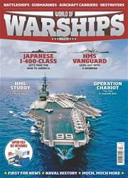 World of Warships Magazine Cover