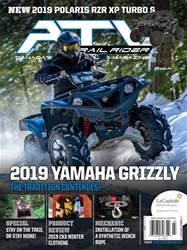 ATV Trail Rider Magazine Cover