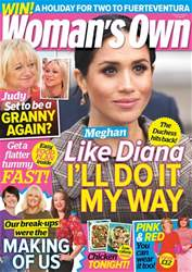 Womans Own Magazine Cover